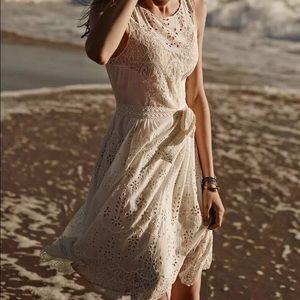 NWT Lil Windward Lace Dress